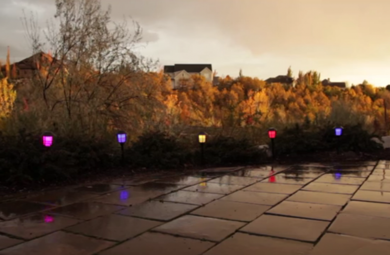 GlowLytes: Smart Landscape Lighting