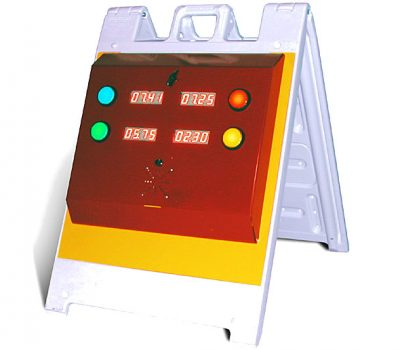 Obstacle Course Timer